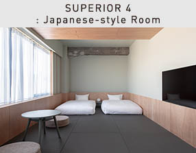 SUPERIOR 4: Japanese-style Room