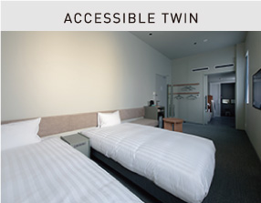 ACCESSIBLE TWIN