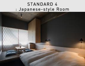 STANDARD 4: Japanese-style Room