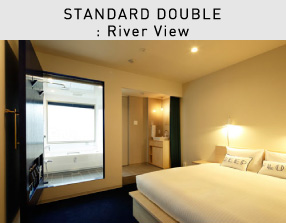 STANDARD DOUBLE: River View