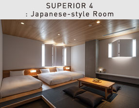 SUPERIOR 4 : Japanese-style Room